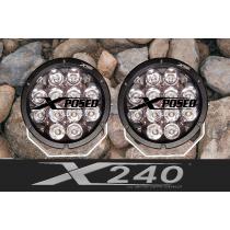 Xposed 240 Pair - 9 Inch
