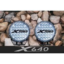 Xposed 640 Pair - 9 Inch