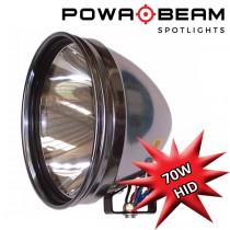 Powabeam PRO-9 70W HID Spotlight